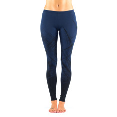 Merino navy ships leggings