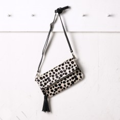 Carolina clutch in spotted hide