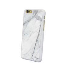 Marble phone case for iPhone 6 or 6 Plus (various border colours)