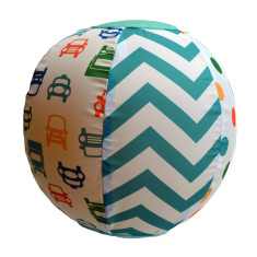 Balloon ball in cars design