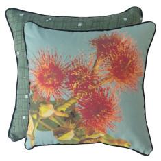 Blue Gumnut cushion cover