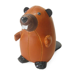 Zuny paperweight classic beaver