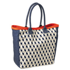 Gravure print carry bag
