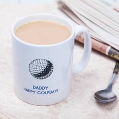 Personalised Golf Mug