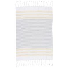 Hammam Towel Citrus Stripe