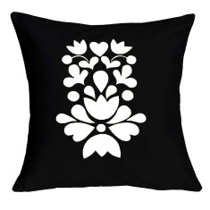 Swedish kurbits flowers handmade cushion cover