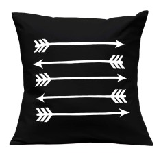 Arrows cushion cover