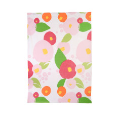Pink & green floral tea towels (set of 3)