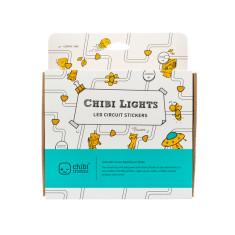 Chibitronics LED Circuit Stickers STEM Starter Kit
