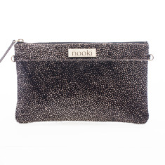nooki design - delilah leather clutch