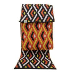 Nouveau - extra fine Merino scarf