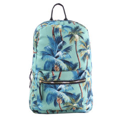 Backpack-Palm Trees Lagoon