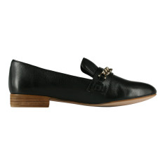 Celeste chain loafers
