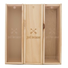 Arrow Wine Box