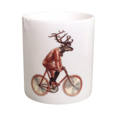 Deer Hunter Bone China Cup