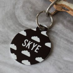 Cloud Pet ID Tag