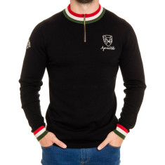 Men's campione wool knit