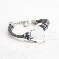 Sabrina Best Friend Leather Bracelet