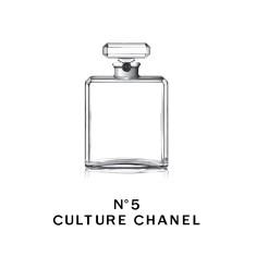 Chanel No.5 culture print
