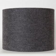 Pure merino wool felt lampshade/pendant shade