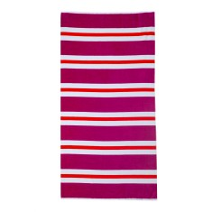 Girls' Charlie beach towel with pockets