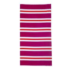 Girls' Charlie beach towel with pockets