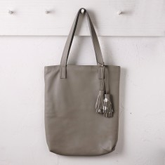 Chloe tote in grey