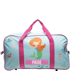 Personalised Overnight Bag - Mermaid