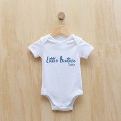 Little sister / Little brother bodysuit