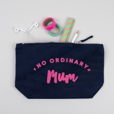 Personalised Make Up Bag - No Ordinary