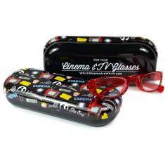 Cinema & TV glasses case
