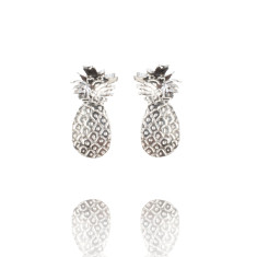 Amanda Coleman - pineapple stud earrings