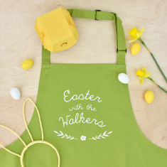 Personalised Easter with... apron