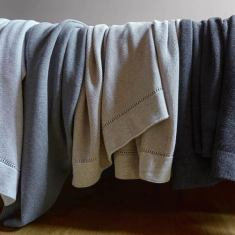 Bemboka Cotton Blanket - Trieste