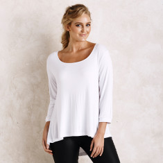 Monaco Top in White