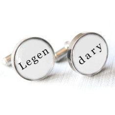 Legendary cufflinks