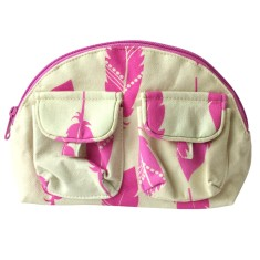 Washable Clamshell toiletry bag