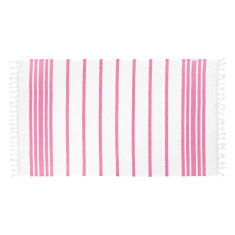 Classic pink Turkish towel