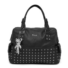Frankie Baby Bag in black