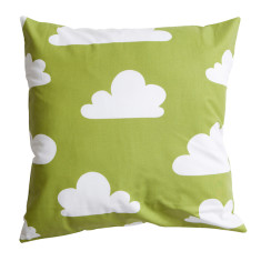 Cloud cushion cover