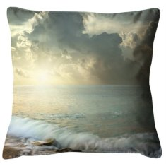 Clouds scatter cushion