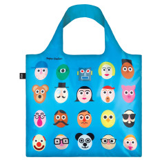 LOQI reusable bag creative collection