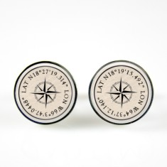 Co-ordinates cufflinks