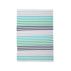 Egyptian tea towels in coast design (pack of 6)