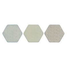 Isabella coasters (set of 3)