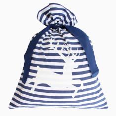 Classic Santa sack in blue