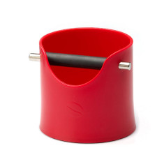 Small knock out tube coffee pucks waste bin