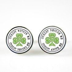 Confirmation cufflinks