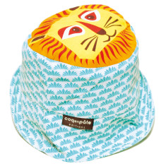 Sun hat in lion