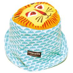 Sun hat in lion